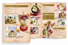 Cafe Tea・ra(カフェ ティーラ)グランドメニュー