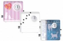 メディケア・コスメ株式会社ReVIERA3のペット市場向けフロントパネルデザイン